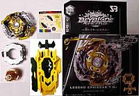 Legend Spriggan.7.Mr S3/SB  (4 сезон) Beyblade/Бейблейд Взрыв