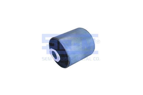 Сайлентблок кабины MAN TGA 85962100019 полый в пластике- форма овал, SEM7813 полый в метале )