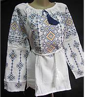 """Блуза женская """"Веснянкова"""" 56 размер 750/670 (цена за 1 шт. + 80 гр.)"""