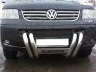Кенгурятник на Volkswagen T5
