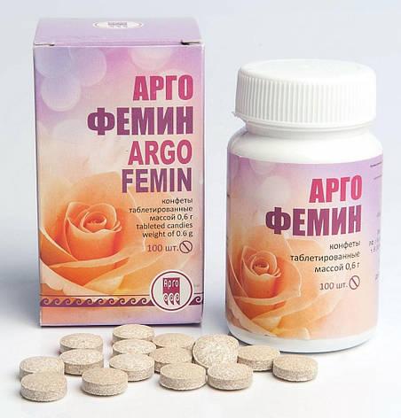 Аргофемин -  для сохранения женского здоровья, фото 2