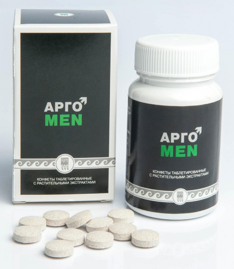АргоMEN - для комплексного вирішення проблем сечостатевої системи у чоловіків