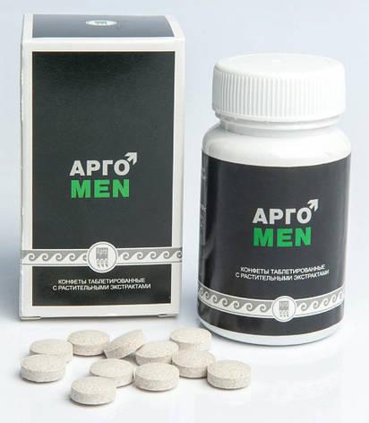 АргоMEN - для комплексного вирішення проблем сечостатевої системи у чоловіків, фото 2