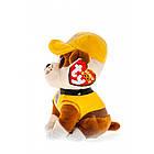 Мягкая игрушка Щенячий патруль Английский бульдог Крепыш 15 см. Оригинал TY 41209, фото 2