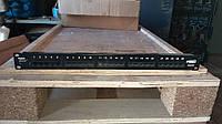 Патч панель для серверного коммутационного шкафа Tyco Electronics 25 port № 9-1607