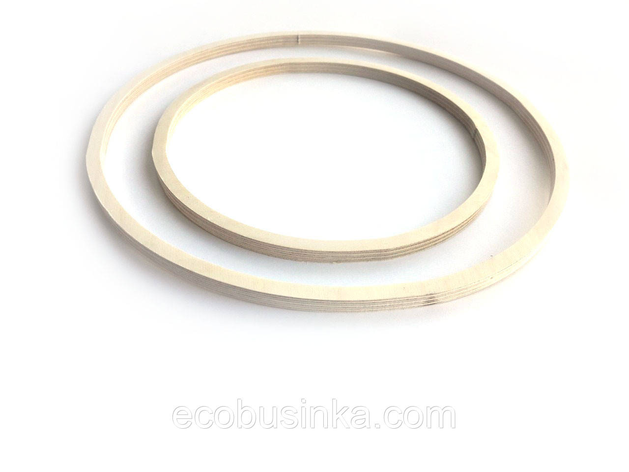 Кольца деревянные для мобилей, 1