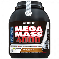 Гейнер WEIDER NEW FORMULA MEGA MASS 4000 3 kg Chocolate