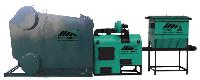 Парой котел Е-1,0-0,9Р с твердотопливным предтопком ПСФТ-0,7