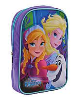"""Рюкзак дитячий 1 Вересня  K-18 """"Frozen"""" фіолетовий (556419), фото 1"""
