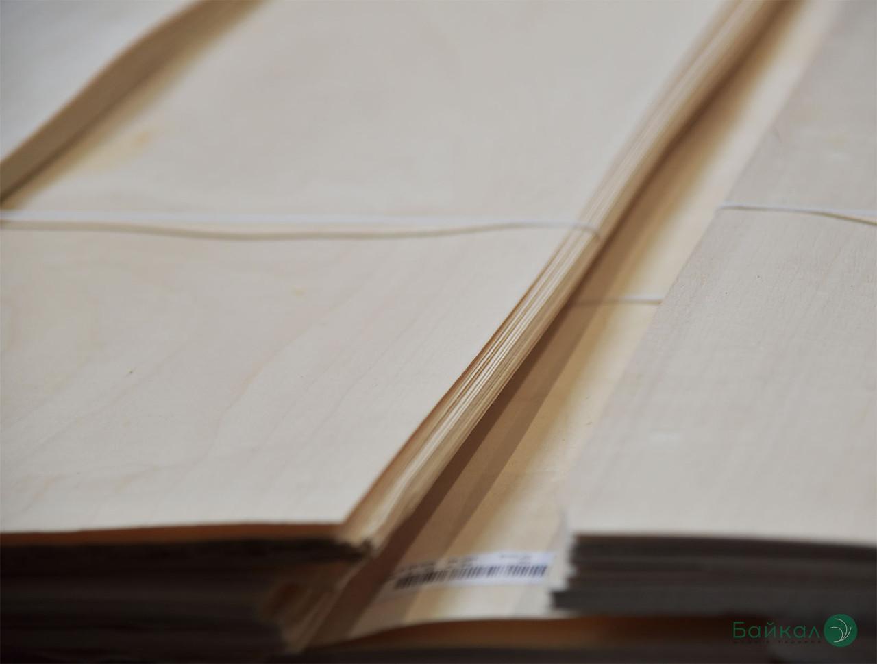 Шпон Клену (Україна)  - 0,6 мм - довжина від 0,80 - 2,05 м+/ ширина від 10 см ( I сорт)