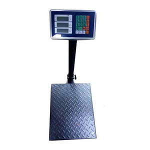 Весы электронные торговые Domotec Acs 1000кг 6080см 150773