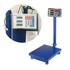 Весы электронные торговые Domotec Acs 100KG 3040 Fold 150775