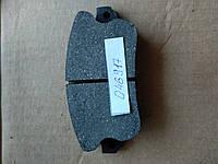 MERLO тормозные колодки 046917