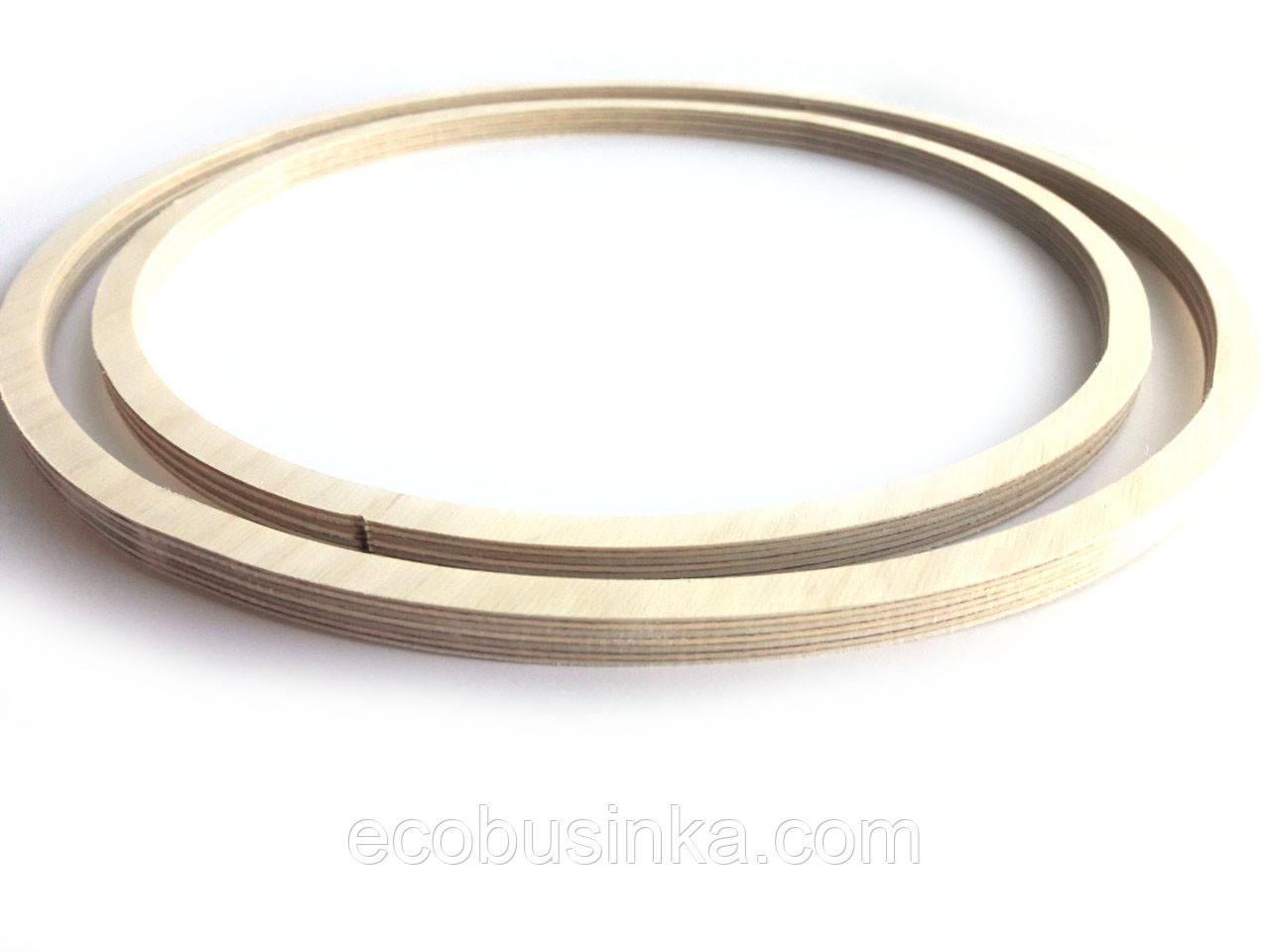 Кольца деревянные для мобилей, 2