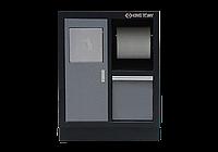 Держатель бумаги + отсек для мусора серый 680 x 460 x 910мм King Tony 87D11-11A-KG (Тайвань)