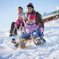 Санки и снегокаты