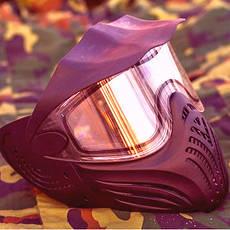 Пейнтбольные маски и защита