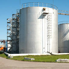 Строительство и проектирование нефтебаз