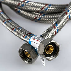 Гнучкі шланги для підключення води та газу
