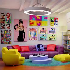 Услуги дизайна и декорирования интерьера, общее