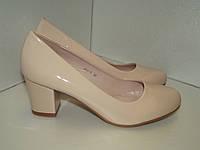 Женские лаковые туфли, р.37, 39, фото 1