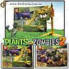 """Конструктор Plants vs. Zobie - """"Plants Hero"""" - 1 упаковка"""