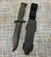 Большой тактический нож GERBFR 30,5см / 2418В для охоты и рыбалки