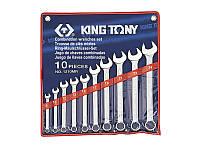 Набор ключей комби 10шт. (8-24мм) KING TONY 1210MR (Тайвань)
