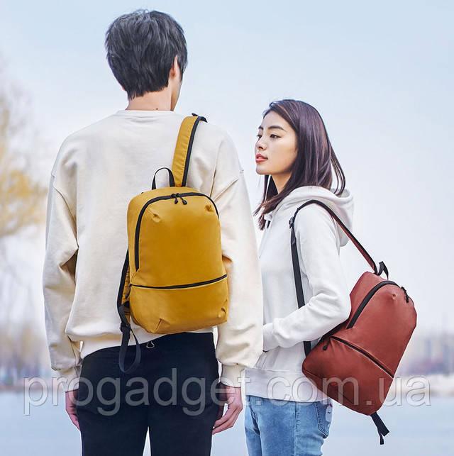 Рюкзак Z Bag Ultra Light Portable Mini Backpack девушка с парнем с рюкзаками