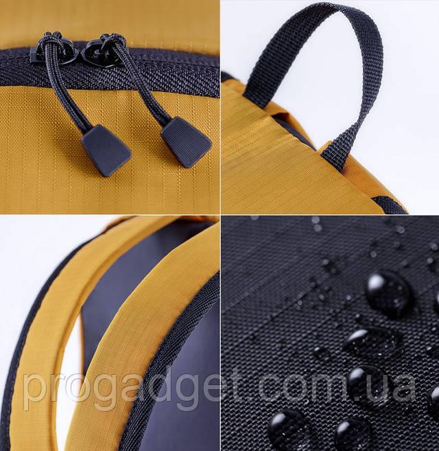 Рюкзак Z Bag Ultra Light Portable Mini Backpack элементы конструкции