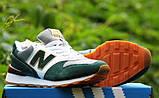 Кроссовки женские New Balance 996 20146 серо-зеленые, фото 2