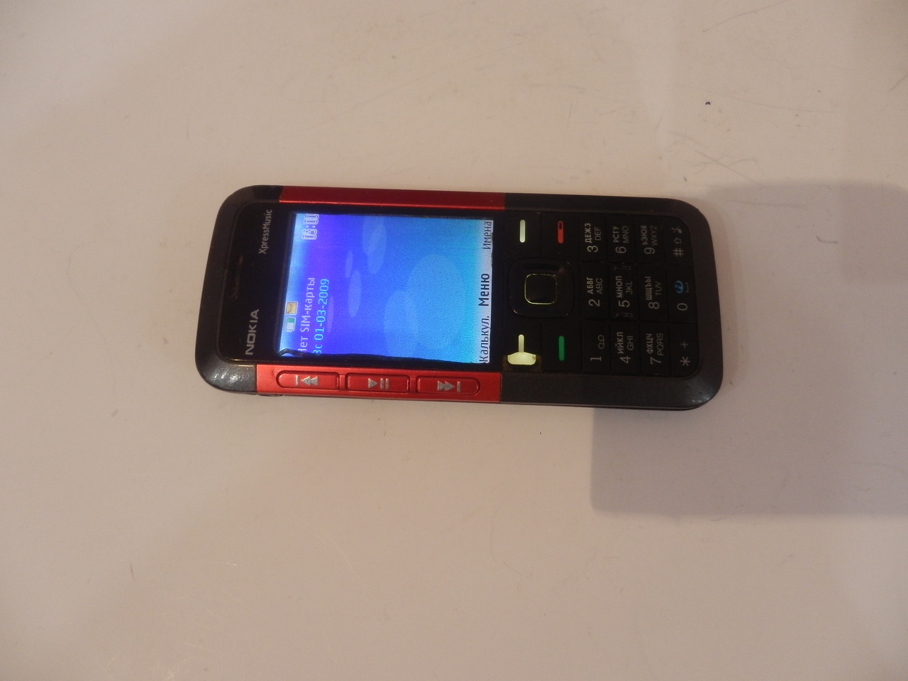 Мобильный телефон Nokia 5310 №6802
