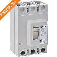 ВА51-35 Автоматические выключатели в литом корпусе на токи от 16А до 400А