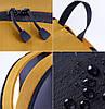 Xiaomi Z Bag Ultra Light Portable Mini Backpack 11L Yellow - Модный молодёжный рюкзак для стильных и дерзких!, фото 2