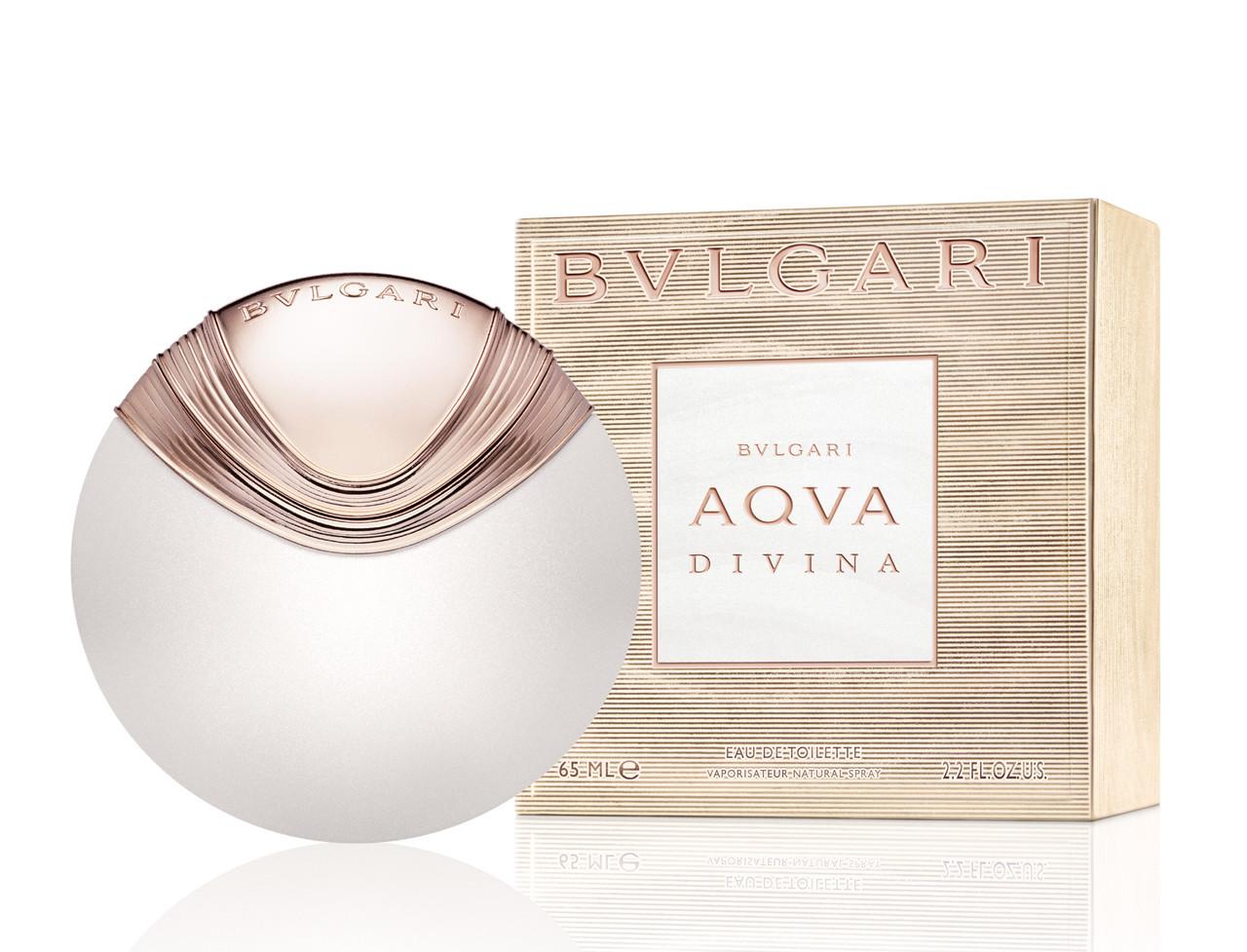 Парфюмированная вода женская (духи) Bvlgari Aqva Divina 100 мл