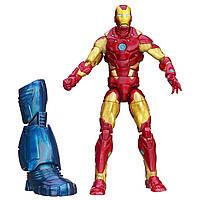 Фигурка Hasbro Железный Человек c ногой Железного Торговца, Легенды Марвел, 15 см - Iron Man, Marvel Legends