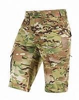 Мужские тактические шорты-бермуды шорты Aggressor Gen.II Flex Мультикам
