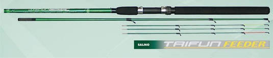 Фидерное удилище Salmo TAIFUN FEEDER 330 (3134)
