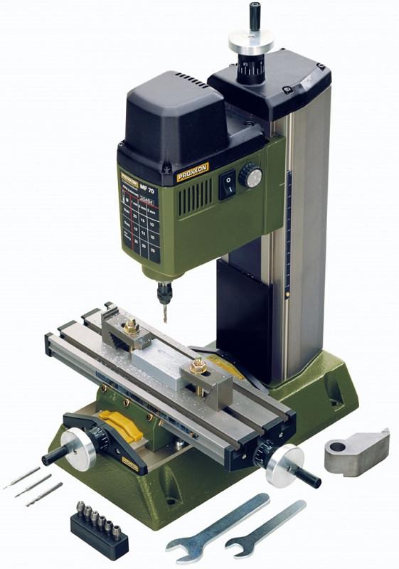Микрофрезерный станок Proxxon MF 70 (27110)