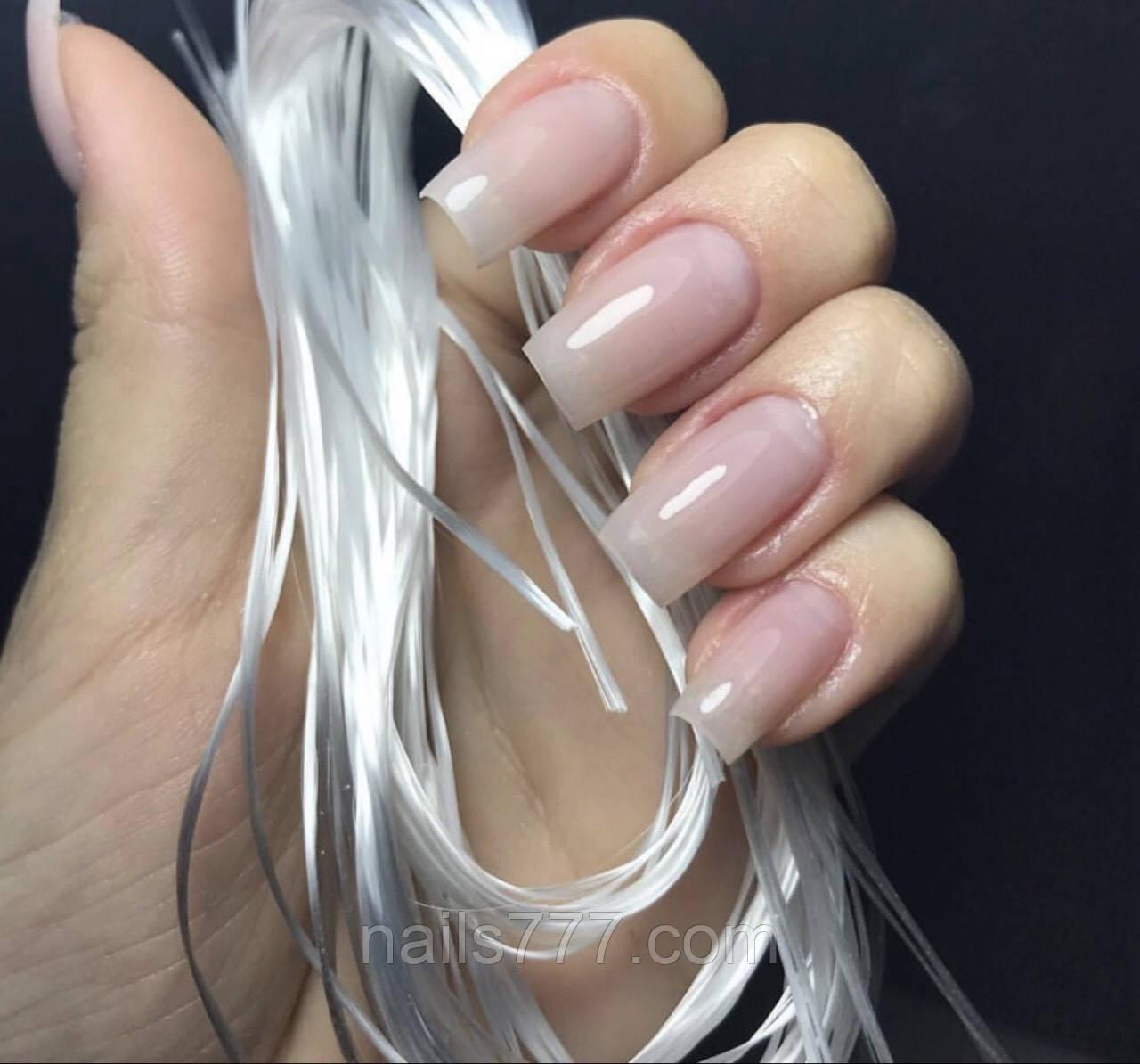 Стекловолоно для наращивания и ремонта ногтей 1м