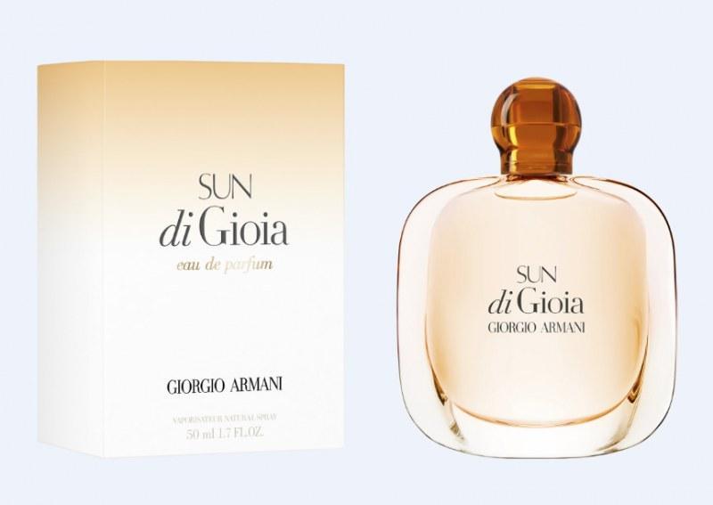 Парфюмированная вода женская (духи) Giorgio Armani Sun di Gioia 100 мл