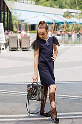 Школьное детское платье кил526