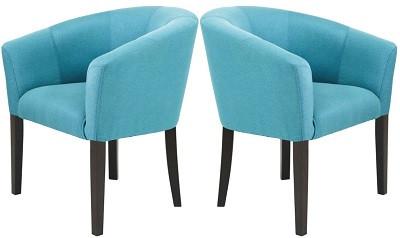 Кресло Версаль голубое - картинка