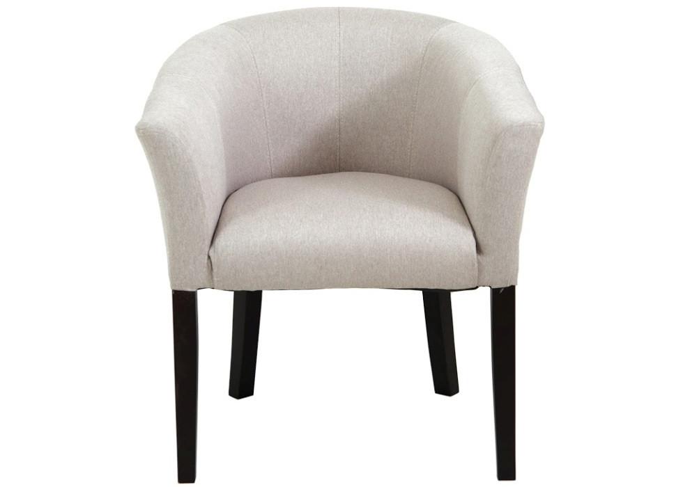 Кресло Версаль серо-бежевое Rich