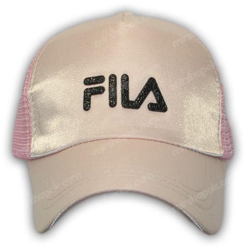 кепка с сеткой Fila