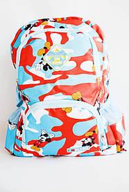 Рюкзак школьный на мальчика  оптом Китай 40775
