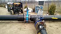 Зварювання пластикових труб ПЕ, ПНД (ВСТИК і ТЕРМОРЕЗИСТОРНА), фото 1