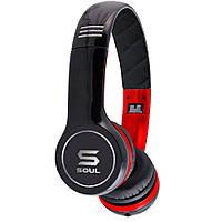 Наушники с микрофоном SL 100 черные