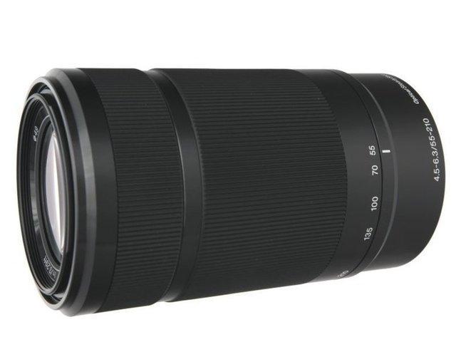 Sony SEL-55210 55-210mm F4.5-6.3 OSS