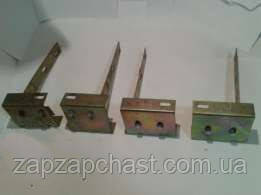 Кронштейны бампера Ваз 21067 задние + передние (к-кт 4шт)